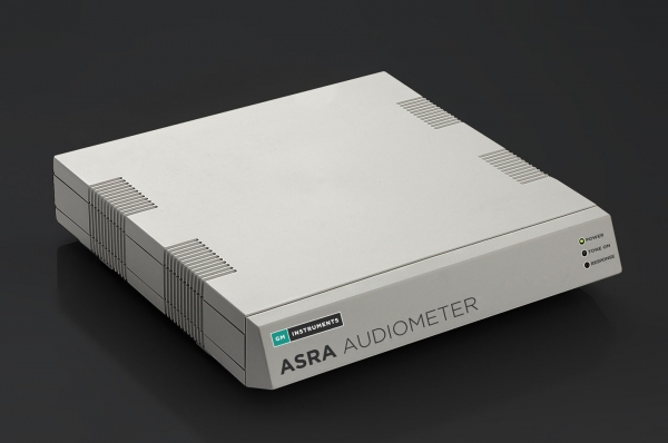 Stand alone ASRA Audiometer