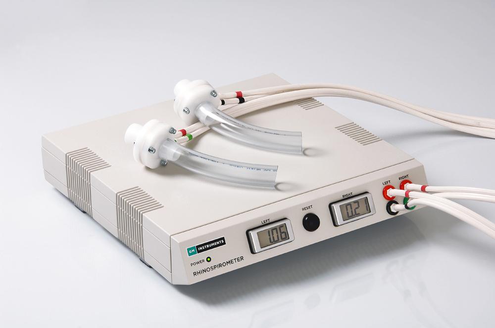 Rhinospirometer