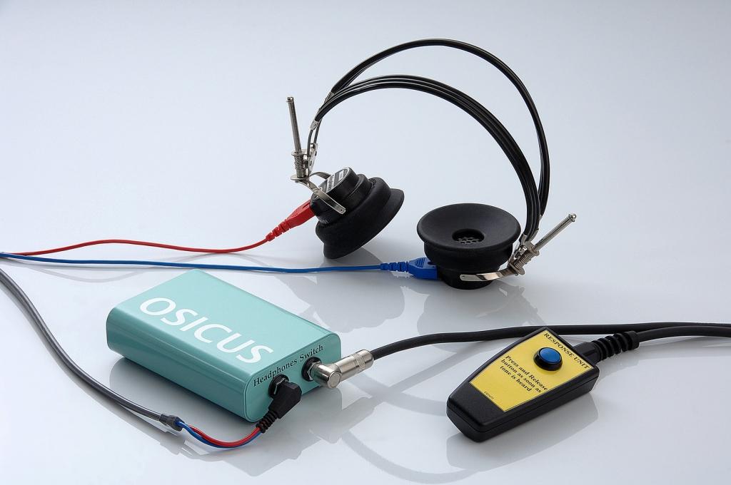 OSICUS Solo Audiometer