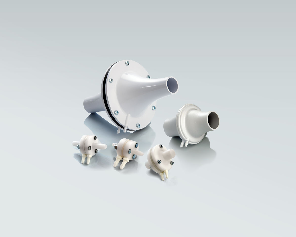 Respiratory Flowhead