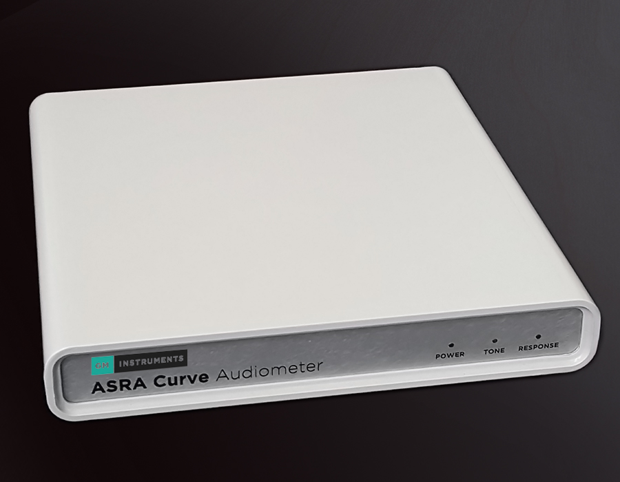 GM ASRA Curve Audiometer Dark