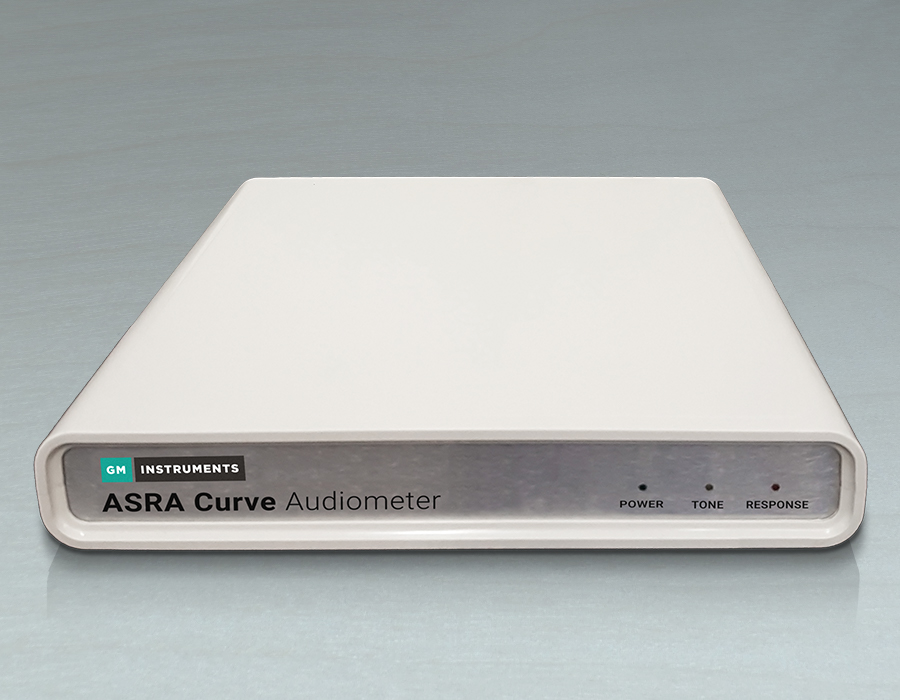 GM ASRA Curve Audiometer Light
