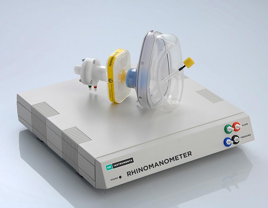 GM NR6 Rhinomanometer with Mask